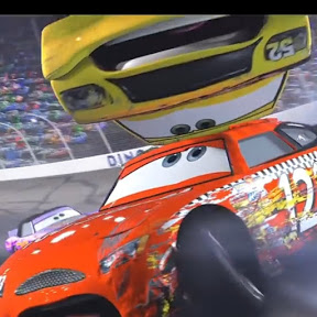 Animation cars pixar