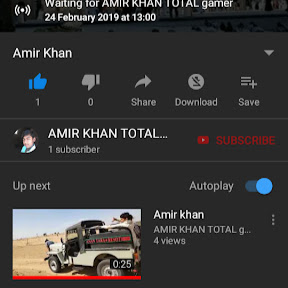 AMIR KHAN TOTAL gamer