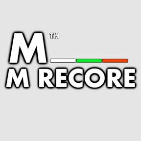 M RECORE MUSIC
