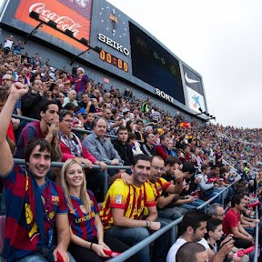 Camp Nou - Topic