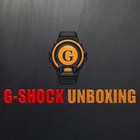 G-SHOCK UNBOXING