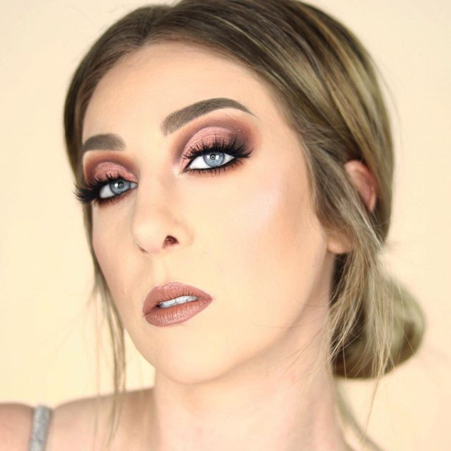 Soft Glam tutorial is up on my channel now 💛💛💛 Seriously there's nothing better!!! . . . @anastasiabeverlyhills #softglampalette #norvina at #dipbrowpomade  @kokolashes in Siren @rimmellondonau Lasting Finish Primer and Oh My Gloss Lip Gloss in Love Bug @maccosmeticsaustralia Studio Fix Fluid in NW13 and Mineralised Skin Finish in Soft and Gentle @tartecosmetics Shape Tape Concealer in Light Neutral, Park Ave Princess Bronzer and Lip Pain in Bestie @lauramercier Loose Setting Powder in Translucent @hourglasscosmetics Ambient Bronzer in Luminous Bronze Light @sigmabeauty Aura Powder Blush in Nymphaea @essence_cosmetics I Love Extreme Volume and Curl Mascara in Black and Give Me Brow in Light  #anastasiabrows #dipbrow #norvina #sigma #sigmabeauty #sigmaprimetime #macaustralia #kokolashes #whatspoppinessence