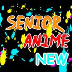 Senior Anime New