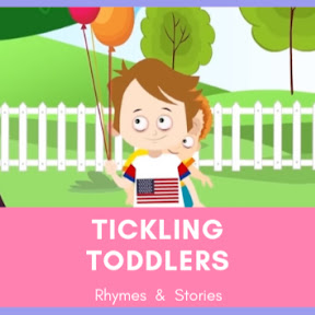 Tickling Toddlers
