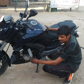 Rahul VS Mintu Bike