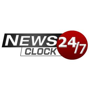 News Clock 24x7