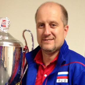 Volleyball Coach YURI BULYCHEV