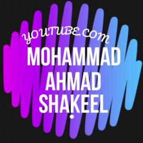 MOHAMMAD AHMAD SHAKEEL