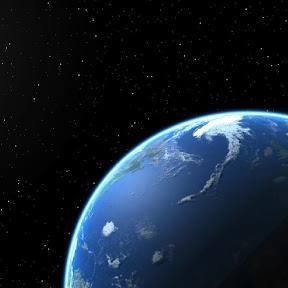 une planète bleue