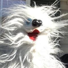 Oreo Puppet
