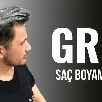 Yaz geldi erkek saçlarıda renklenmeye başladı şimdi tam zamanı #Gri#saç#boya#istanbul#şişli#bomonti#erkek#erkeksacmodelleri#kuaför#berber