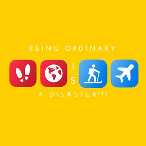 Being ordinary is a disaster.