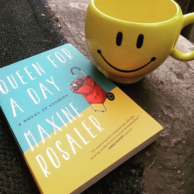 """Happy Monday Everybody! What a Beautiful Day! Nice and Cool!😎 📚🌞📚🌞📚🌞📚🌞📚🌞📚🌞📚🌞📚 I received this book for honest review. 🚨 Review 🚨 💓👸 This book is funny, dark at times, quirky, a whole lot of truth about mothers of children with special needs, specifically autism. It will resonate with anyone who at times feels unheard, or had a daily battle with life. Giving this 4.5 stars ⭐⭐⭐⭐🌠 My review is up on GoodRead and Amazon. 💓👸 My Instagram Tour Today! 💓👸 Queen For A Day by Maxine Rosaler  #queenforaday #maxinerosaler Already Out! Available to order! 💓👸 #sponsored #suzyapproved #suzyapprovedbooktours Thank you @suzyapprovedbookreviews  @suzyapprovedbooktours @delphiniumbooks @harpercollinsus for the free copy for Review. 📚🌞📚🌞📚🌞📚🌞📚🌞📚🌞📚🌞📚 #bookaddict #bookstagram #booknerd #bookworm #bookmom #bookmoments #bookreader #booklover #bookaddiction #bookproblems  #newbooks #bookhoarder #bookheaven #bookhaul  #bookwormmommy #booknerdmommy #bookmommy #bookaddicted #bookstagrammer #bookmail  #bookiehelper #bookiehelpers #bookbuds2 #bionicbookbabes #bookwineandmetime Description  With """"intelligence and sympathy,"""" this compassionate and darkly humorous debut tells the stories of mothers of children with disabilities (Alison Lurie, Pulitzer Prize–winning author). After Mimi Slavitt's three-year-old son, Danny, is diagnosed with autism, she finds herself in a world nearly as isolating as her son's. It is a position she shares only with mothers like herself, women chosen against their will for lives of sacrifice and martyrdom. Searching for miracles, begging for the help of heartless bureaucracies while arranging every minute of every day for children who can never be left alone, they exist in a state of perpetual crisis, normal life always just out of reach.  In chapters told from Mimi's point of view and theirs, these women emerge as conflicted, complex individuals, totally unsuited for sainthood, often dreaming of the day they can just walk away."""