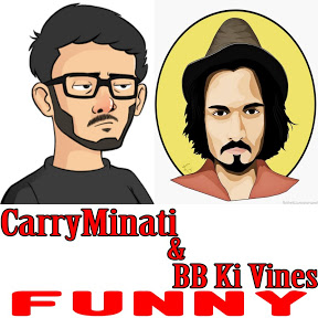 CarryMinati & BB Ki Vines FUNNY