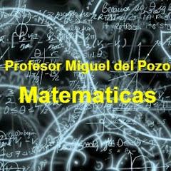 Profesor Miguel Del Pozo