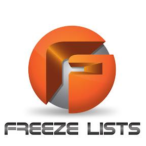 Freeze Lists