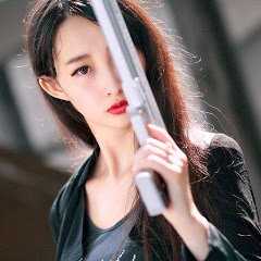 萌妹扛大槍