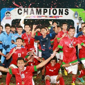 Support Timnas Indonesia U19