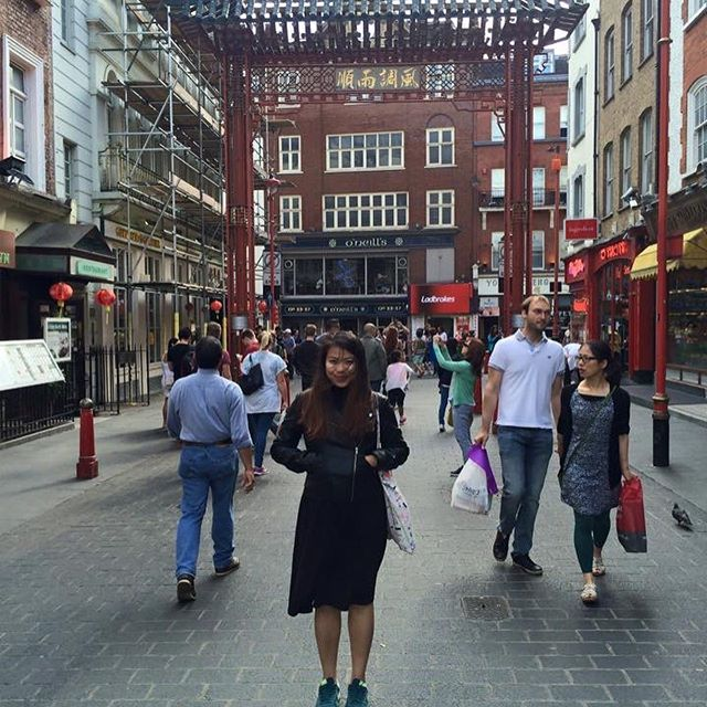 2015, Chinatown, London.  I told my friend I wanted to go Chinatown. He looked at me and said Chinese food is crap here and the better ones are expensive af. I said I don't want to eat there. I just wanna see how your Chinatown looks like.  I make it a point to see Chinatown in every country I've been to (except Sydney as we didn't have time. So sad). One year, I went to Beijing and I asked the guide where's Chinatown, he laughed and said it's China town everywhere. But eventually he did bring me to the chinatown. Even a China town has a Chinatown.  Where is a must go/must see place for you wherever you visit?  #suntifys #abundancedae #myheartisfull #traveling #sgparent #sgmommies #sgmum #sgmom #sginfluencer #momfluencer #chinatownlondon #chineseinchinatown #visitlondon #imissvacation #imissholidays #imisstravelling