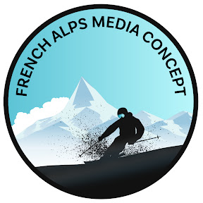 French Alps Media Concept