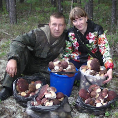 Рыбалка и Грибалка в Сибири.
