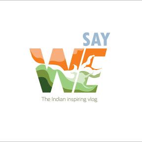 Say we