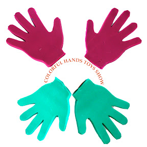 Colorful Hands Toys Show