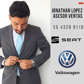 JONATHAN LOPEZ/Asesor Ventas/ Seat & VW
