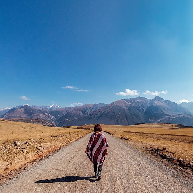 Travel far enough, you meet yourself 💫 . . . . . #peru #andes #perutravel #mountains #iamtb #ontheroad #backpacker #nature #moodygrams #travelblog #speechlessplaces #backpackwithme #doyoutravel #naturegramy #diacoverearth #createexplore #artofvisuals #travelstoke #earthpix #travelawesome #liveoutdoors #welltravelled #neverstopexploring #BPMag #takemebackpacking  #lessinmoreoutdoors #planetdiscovery #femmetravel #travelbible #girlsabroad