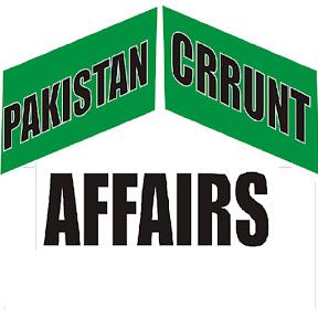 Pakistan Current affairs