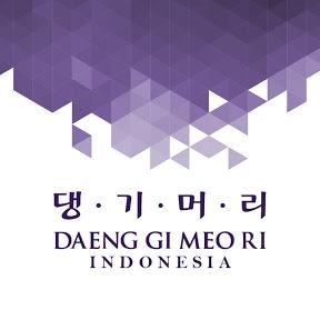 Daeng Gi Meo Ri Indonesia
