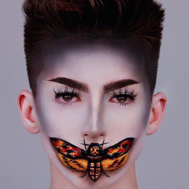 FOLLOW ➡️ 🎨 MUA : @cameronwhitebeauty Amazing art work !  _________________'👍 _________________👍 _________________👍 . #feauturedmuas #makeuptoslay #underratedmuas #abh @abhnorvina #norvina  #bhcosmetics @bhcosmetics #muas  #morphe #bodypaint @morphebrushes #bodypainting @mehronmakeup #ilusionmakeup #makeupinspo #blazin_beauties #slaymakeup #abh  #mehron #makeupideas #makeuplife #dressyourface #instaglam #allmodernmakeup #beautyguru #makeupforbabesx #myartistcommunity #makeuptutorialsx0x #artmakeup #amazingart #makeupfanatic1