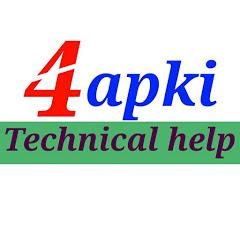 4apki Technical help