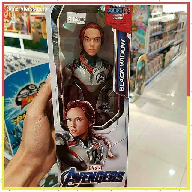 • 어벤져스4 블랙위도우 유출?! • 얼마전 어벤져스 엔드게임 토이라인이 등장하면서 몇몇 히어로들의 모습들이 노출 된것이 아니냐는 말들이 나오고 있습니다! 사진속 옷은 시간여행 수트..?? 😯 Black Widow in Avengers 4 leaked?!? Do u guys think this is a time travel suit? Comments below ⬇️⬇️ ——————————————————————— Go and subscribe my Youtube channel Youtube: MARVELERS STUDIO - 마블쟁이 ———————————————————————— #blackwidow #spiderman #farfromhome #marvel #captainmarvel #avengers4 #avengersendgame #marvelcomics #tomholland #captainamerica #infinitywar #trailer #chrishemsworth #스파이더맨 #마블 #아이언맨 #캡틴마블 #캡틴마블 #인피니티워 #어벤져스 #타노스 #어벤져스 #어벤져스4 #어벤져스엔드게임