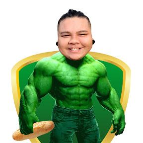 Hulk pão