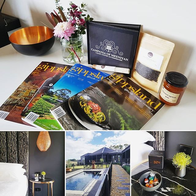 Charming little luxury boutique hotel in gippsland.  #charming #boutique #victoria