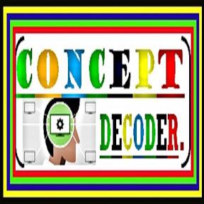 CONCEPT DECODER