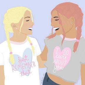 Wendy y Lizbeth