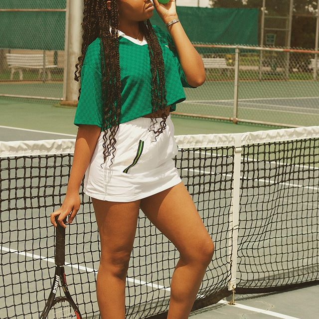 Out of your league 🎾