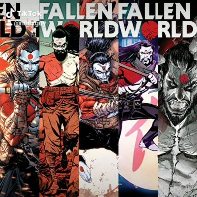 #fallenworld by #danabnett & #adampollina from @valiantentertainment - #igcomicfamily #comicbooks #tpb #ncbd #comix @valiantuniverse #valiantcomics