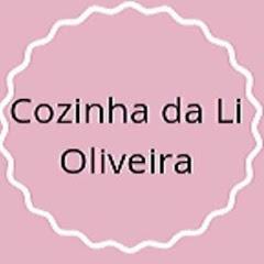 Cozinha da Li Oliveira
