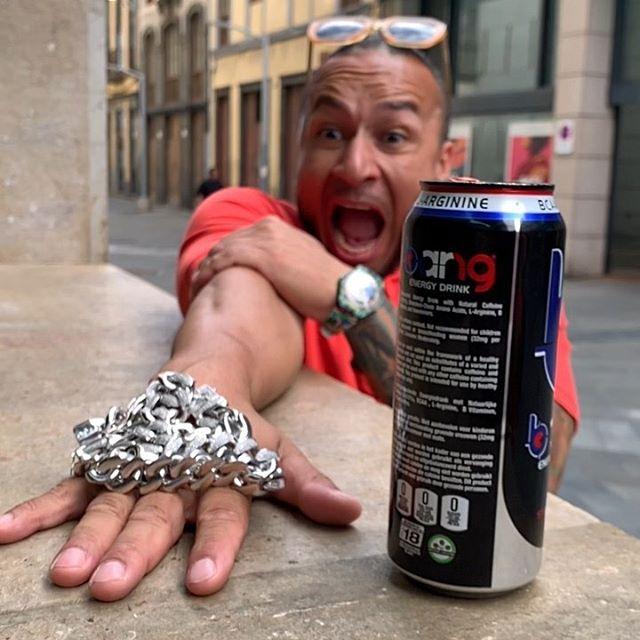 Sigue al inventor de @BangEnergy - @BangEnergy.CEO #BangEnergy #EnergyDrink