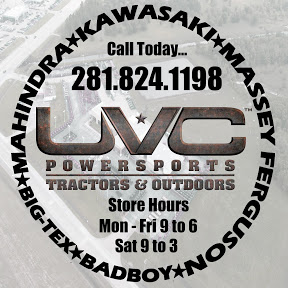 UVC POWERSPORTS TRACTORS & OUTDOORS