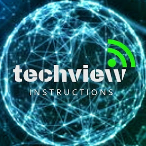 techview instructions
