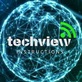 techview instructions