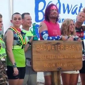 Badwater Ultramarathon - Topic