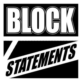 Statements aus dem Block