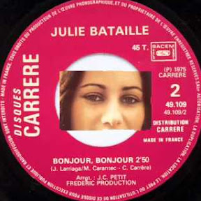 Julie Bataille - Topic