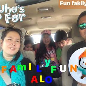 Family Fun Alo - dr. J