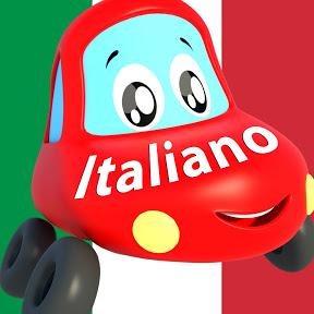Little Red Car Italiano - canzoni per bambini